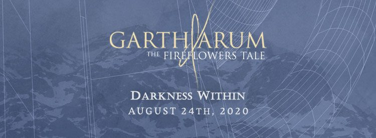 Garth Arum release by Darkness within